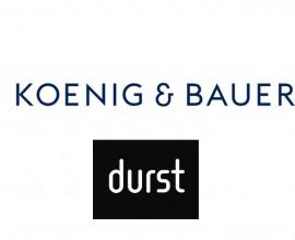 Koenig & Bauer and Durst JV in digital printing