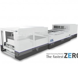 New digital cutting system from Japan