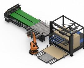 New robotic pre-feeder for digital